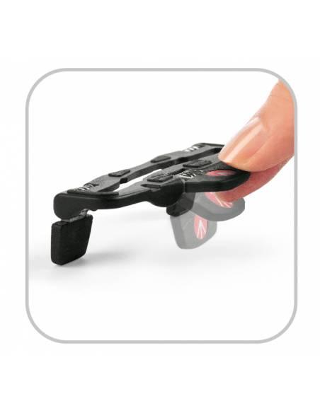Manfrotto - Mini trípode Pocket Small - Negro