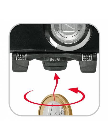 Manfrotto - Mini trípode Pocket Small - Gris