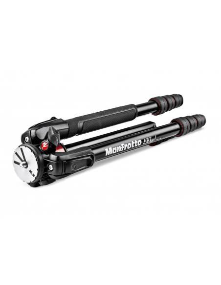 Manfrotto - Trípode 190Go! M 4 secciones - Aluminio