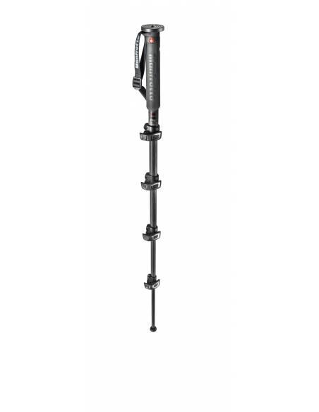 Manfrotto - Monópode XPRO +. 5 Sec. Carbono