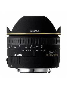 SIGMA 15mm F2.8 EX DG Ojo de pez Diagonal para CANON