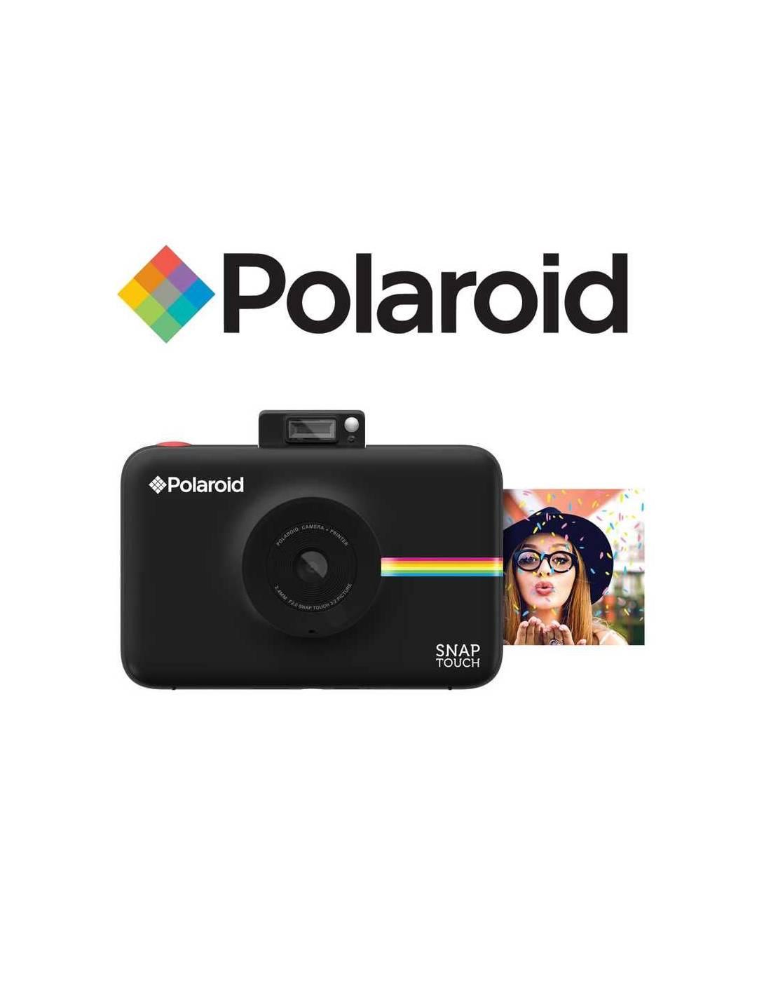 3406b296f9 polaroid snap touch 13mp pantalla táctil de 3.5 Polaroid Snap Touch Negra