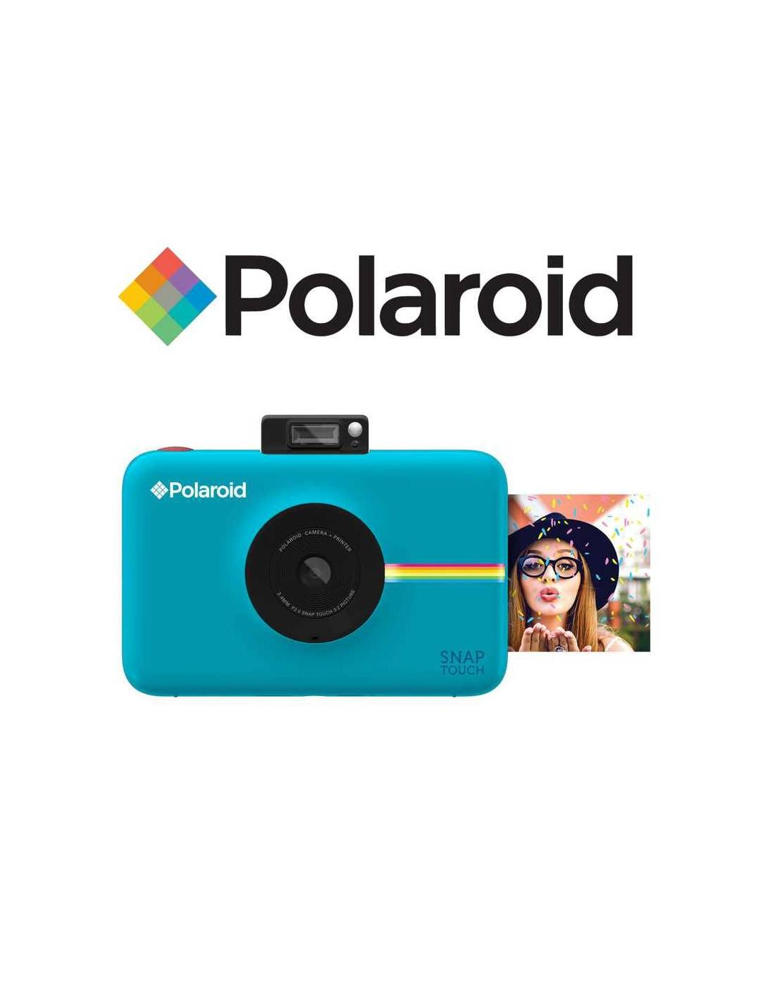 6df842150ba35 Polaroid Snap Touch Blanca ...