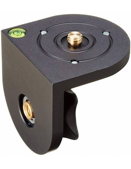 Manfrotto - Adaptador nivelador para columna en horizontal