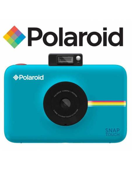 7a7dbd5802 polaroid snap touch 13mp pantalla táctil de 3.5 Polaroid Snap Touch Azul