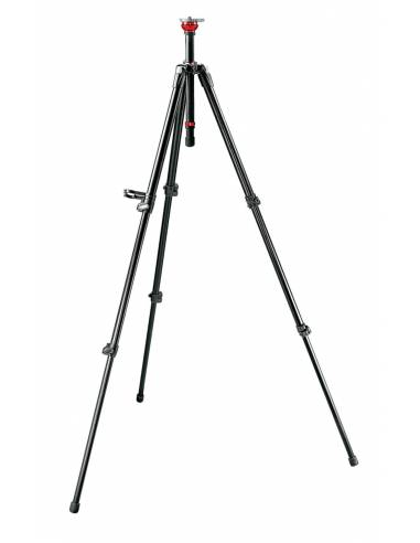 Manfrotto - Trípode de video MDEVE 755XB. Aluminio