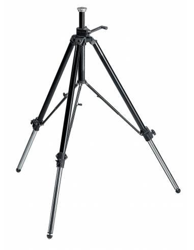 Manfrotto - Trípode de video PRO 117B. Aluminio/acero