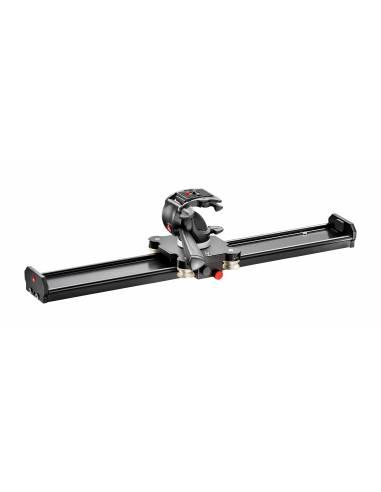 Manfrotto - Slider 60cm con rótula 3 Way