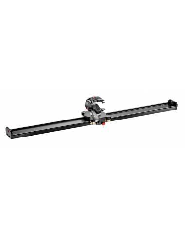 Manfrotto - Slider 100cm con rótula 3 Way