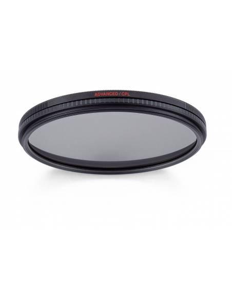 Manfrotto - Filtro Advanced Polarizador Circular 67mm