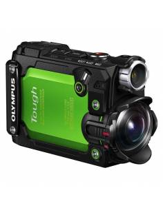 OLYMPUS TG Tracker Green