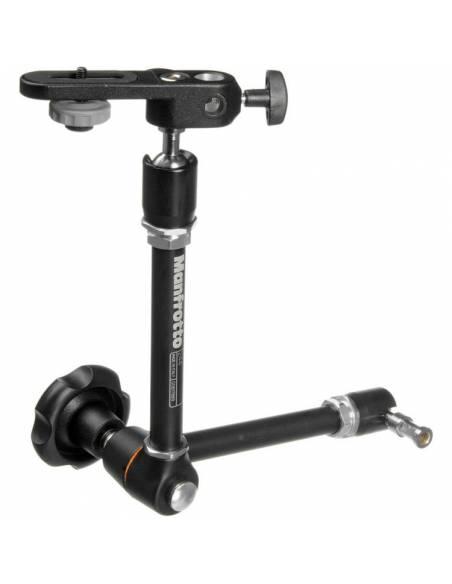Manfrotto - Brazo de fricción variable con soporte para cámara