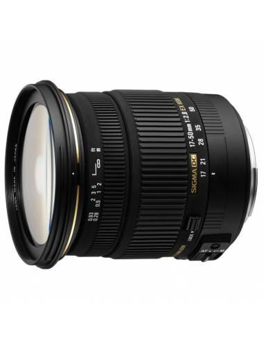 SIGMA 17-50mm F2.8 EX DC OS HSM para SONY A