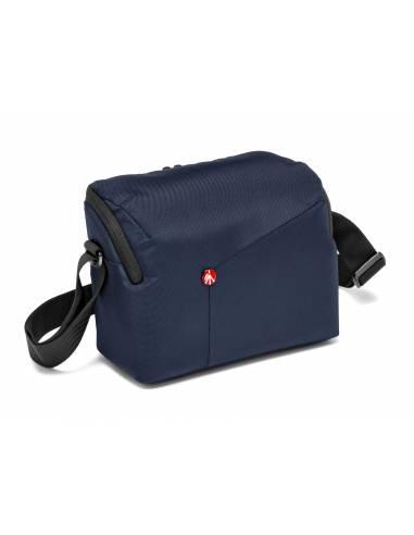 Bolsa de hombro (shoulder bag) DSLR NX - Azul