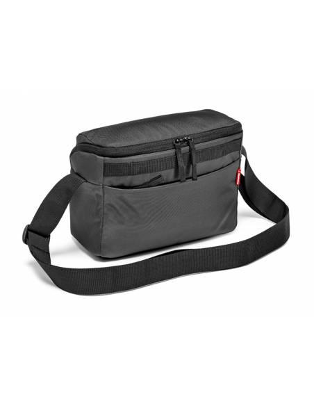 Bolsa de hombro (shoulder bag) DSLR NX - Gris