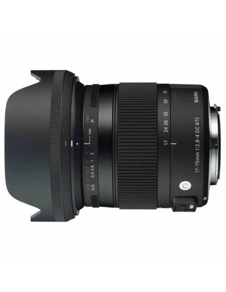SIGMA 17-70mm F2.8-4 DC MACRO OS HSM Contemporary para CANON