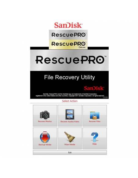 Sandisk Extreme PRO  64GB 170MB/s SDXC UHS-I V30 u3
