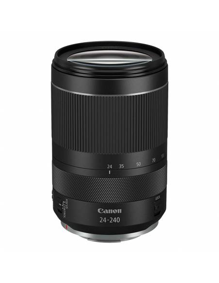 CANON  EOS RP + RF 24-240mm F4-6.3 IS USM + Mount Adapter EF-EOS R (3380C033)