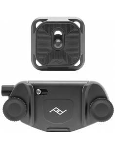 Peak Design Capture Camera Clip V3 con zapata Negro CPBK3