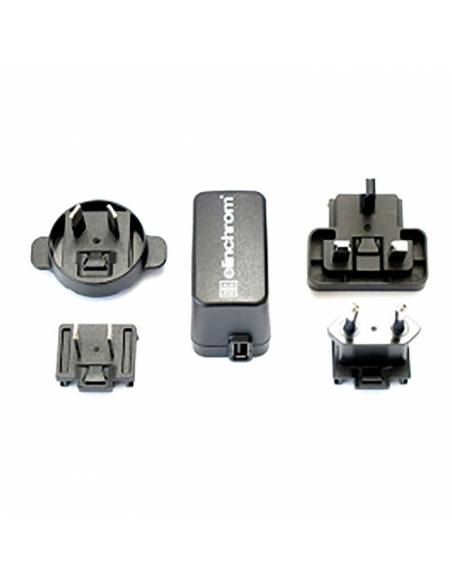 Kit cargador internacional Elinchrom Micro-USB