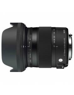 SIGMA 17-70mm F2.8-4 DC MACRO OS HSM Contemporary para SONY A