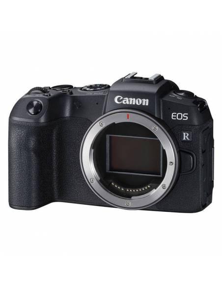 CANON  EOS RP (Cuerpo) + Mount Adapter EF-EOS R (3380C023)