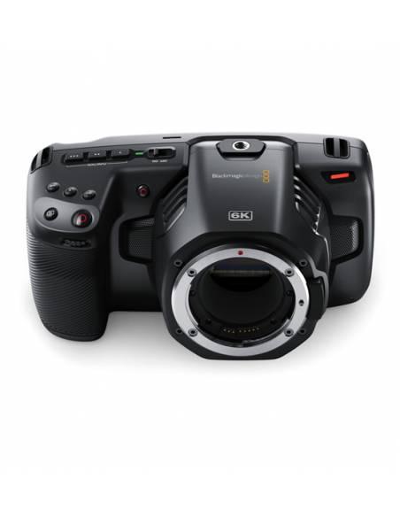 BLACKMAGIC Pocket Cinema Camera 6K PRERESERVA