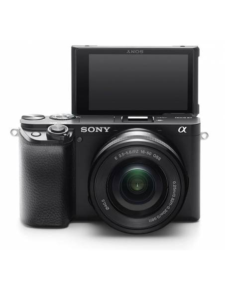 SONY A6100 + 16-50mm (ILCE-6100L) Negra