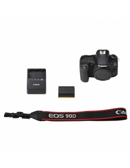 Canon EOS 90D Body PROXIMAMENTE