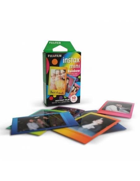 FUJIFILM INSTAX MINI Rainbow 10 fotos (pelicula)