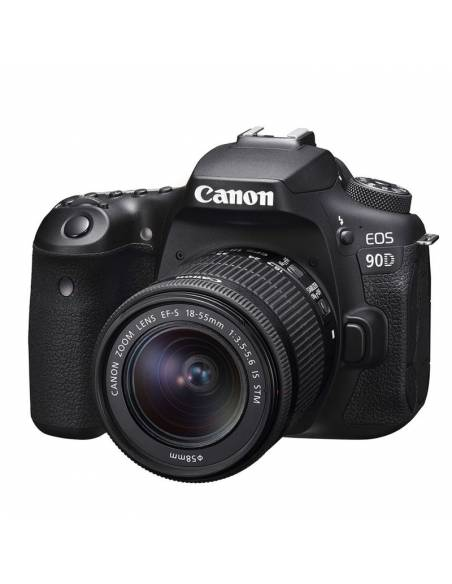 Canon EOS 90D + 18-135 IS USM PROXIMAMENTE