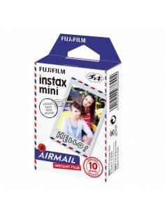 FUJIFILM INSTAX MINI AirMail 10 fotos (pelicula)