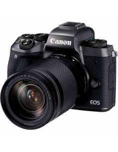 CANON EOS M5 + 18-150 IS STM + ADAPTADOR