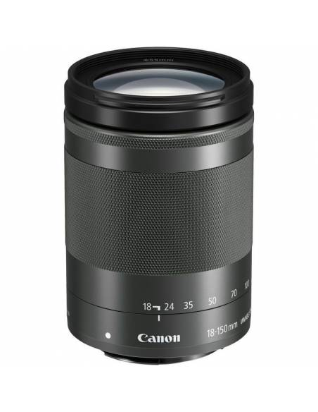 CANON EF-M 18-150mm f / 3.5-6.3 IS STM black