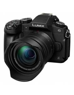 PANASONIC LUMIX DMC-G80 + 12-60mm F3.5-5.6 OIS (Black)