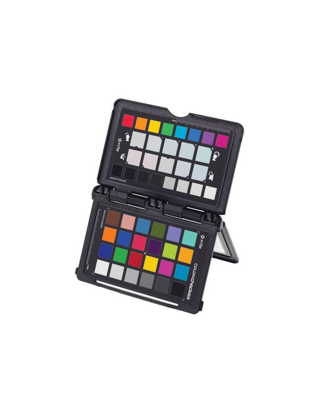 X-RITE COLORCHECKER PASSPORT PHOTO (carta de color)