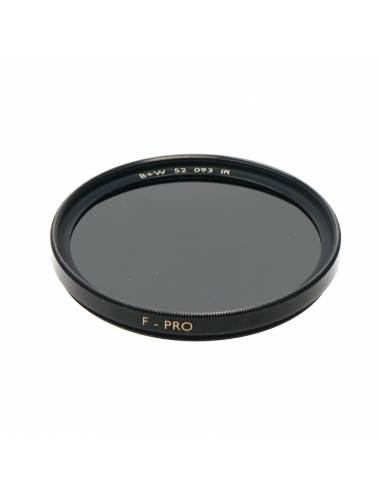 B+W - Filtro Infrarrojo negro 48mm