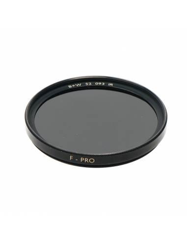B+W - Filtro Infrarrojo negro 49mm
