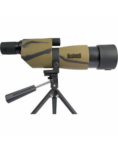 Bushnell - Telescopio terrestre SENTRY 18-36x50 recto Camuflaje