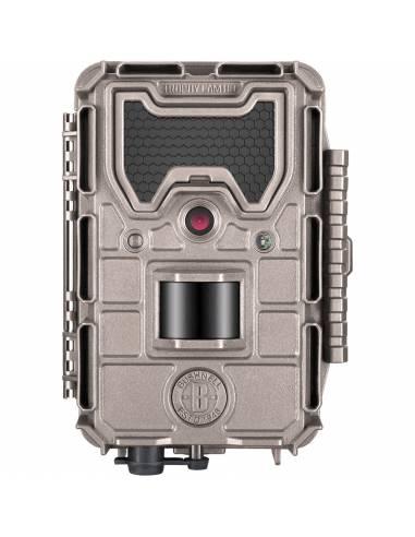Bushnell - Cámara Exterior Trophy Cam Hd Aggressor No Glow Marrón