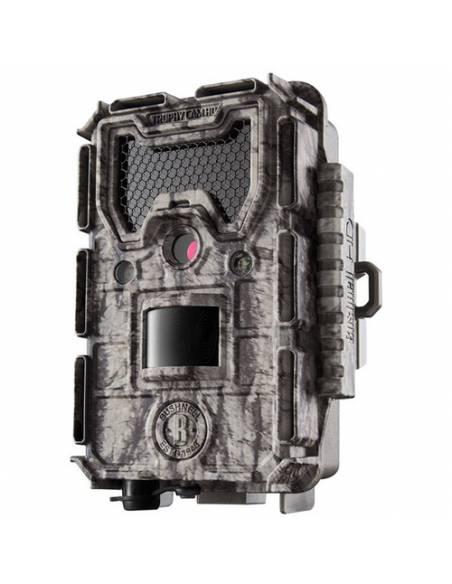 Bushnell - Cámara Exterior Trophy Cam Hd Aggressor No Glow Camuflaje