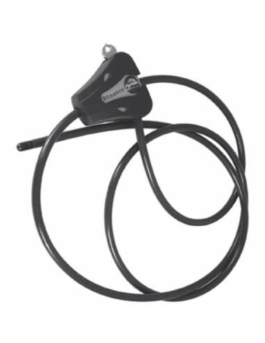 Bushnell - Cable de seguridad ajustable para cámara de exterior