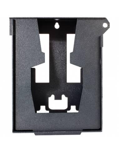 Bushnell - Caja de seguridad de metal. Gris