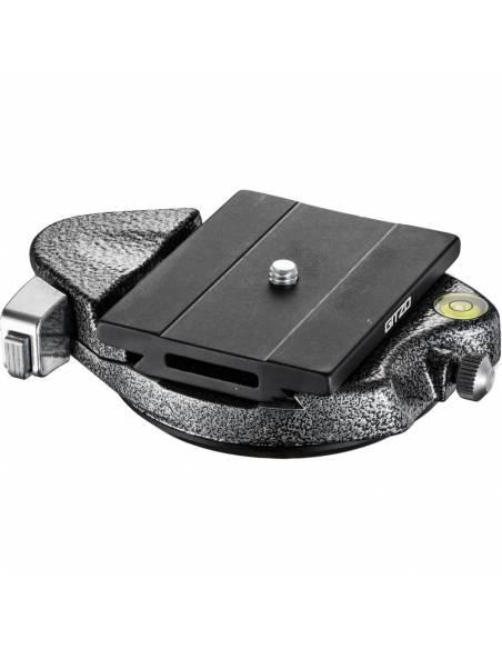 Gitzo - Adaptador zapata rápida GS5760D tipo D