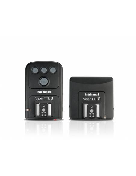 Hähnel - Kit transmisor/receptor Viper TTL para Canon