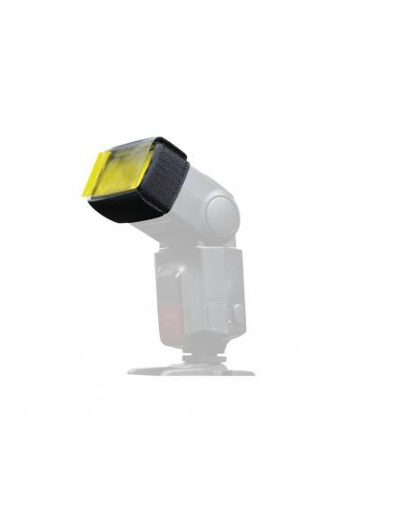 Hähnel - Kit universal de accesorios para flash