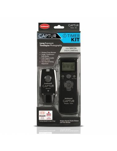 Hähnel - Kit Timer Captur (receptor + module timer) Nikon