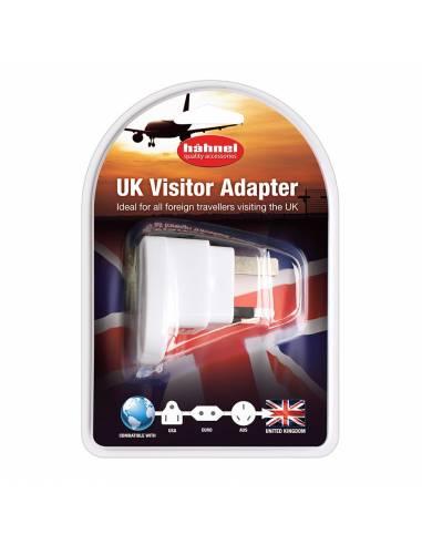Hähnel - Adaptador visitante Reino Unido