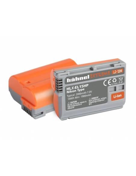 Hähnel - Batería HLX-EL15HP - Nikon EN-EL15 (equivalente)