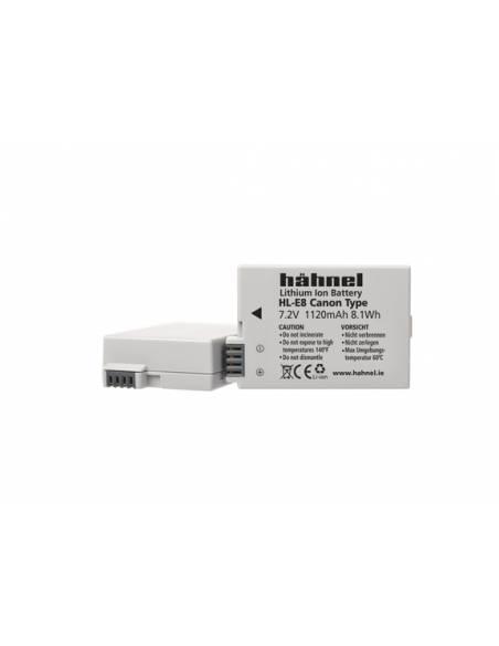 Hähnel - Batería Canon LP-E8 (equivalente)